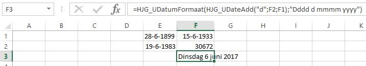 Datums in Excel - Oplossing voor problemen