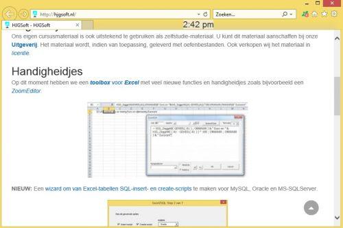 Digitaal desktop klokje (gratis)